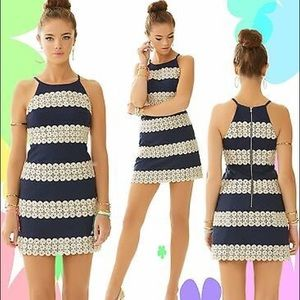 Lilly Pulitzer Navy Annabelle Shift Dress 💙
